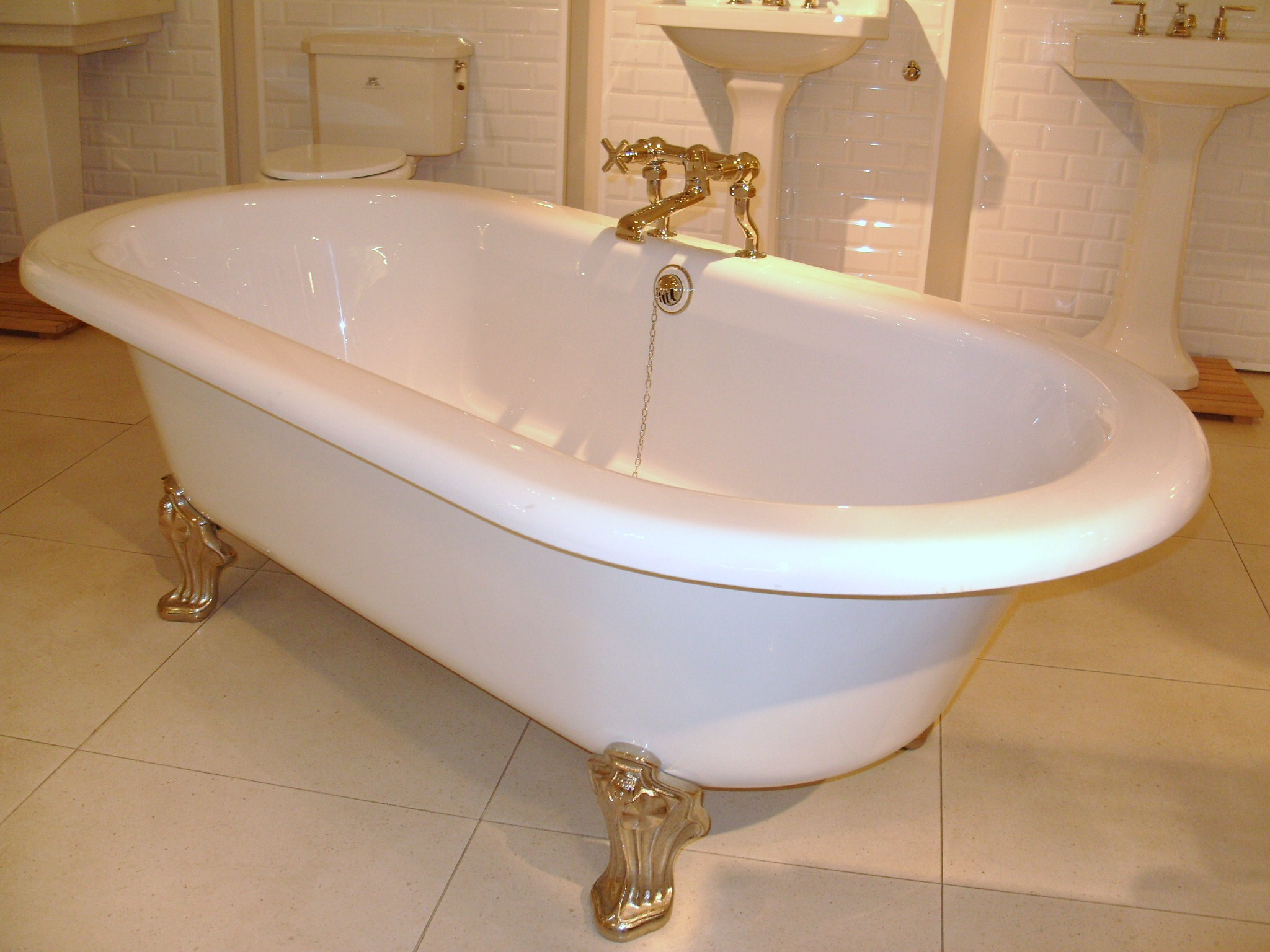 lefroy brooks roll top bath